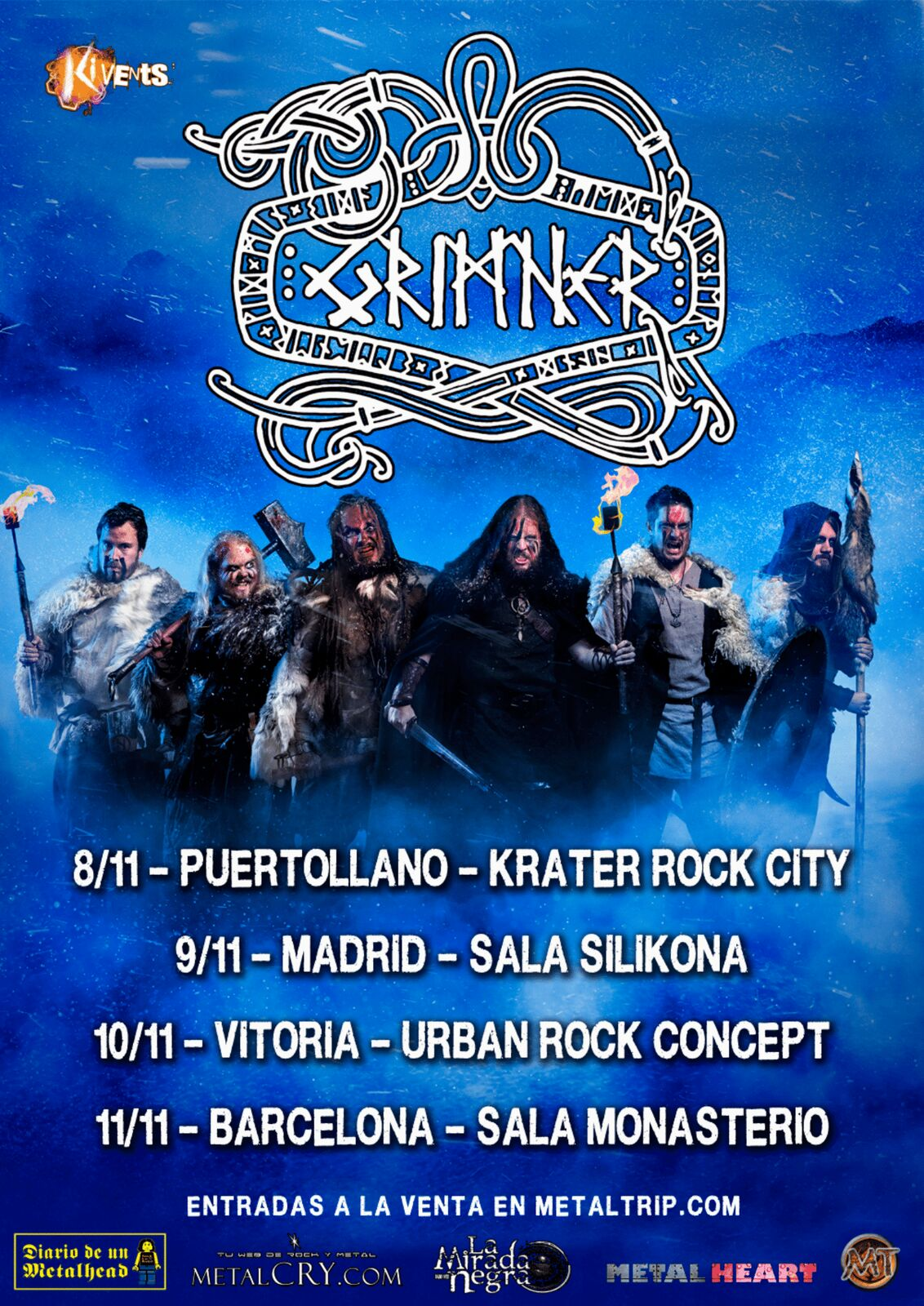 Grimner Fechas print_preview